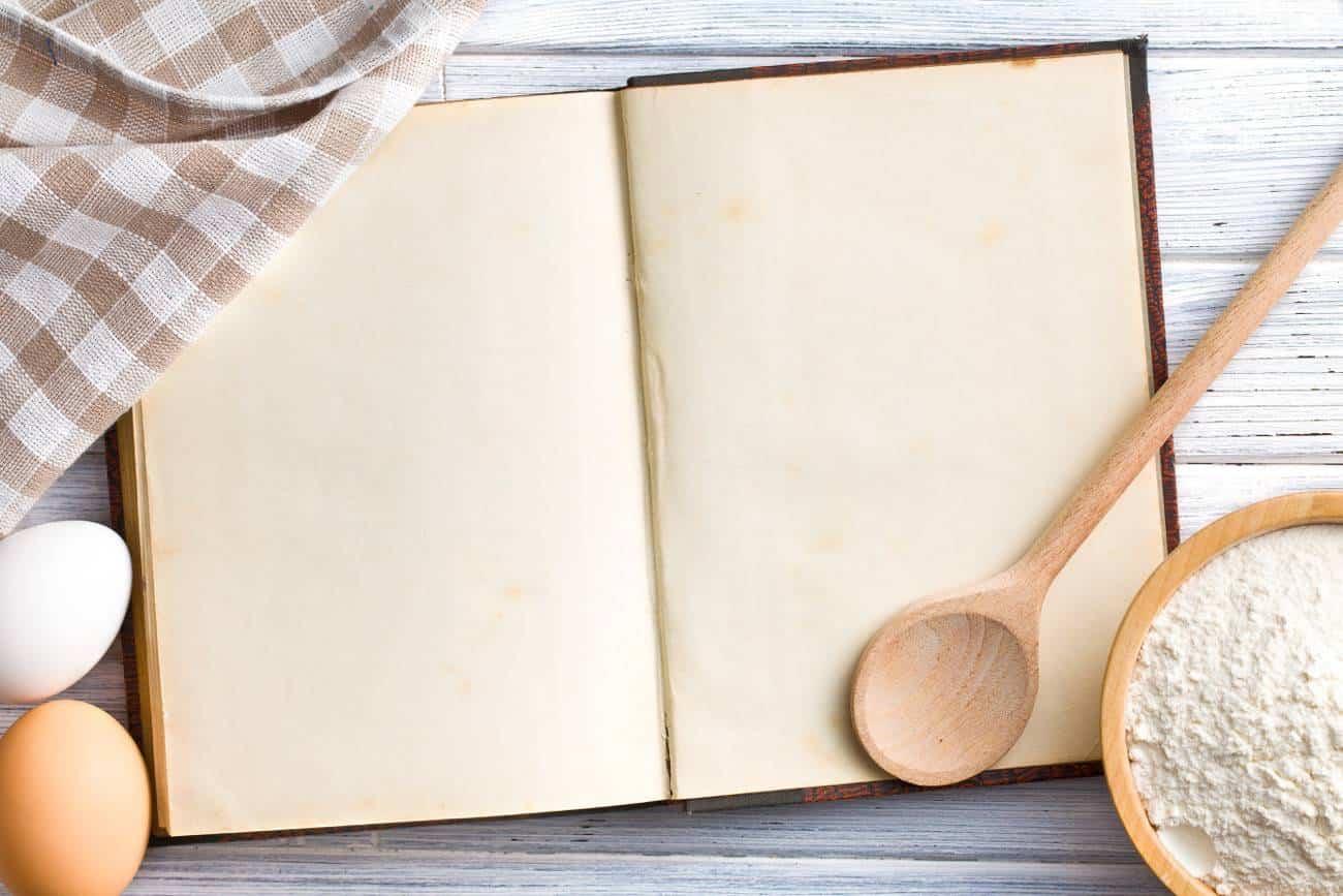 libros de cocina y recetas