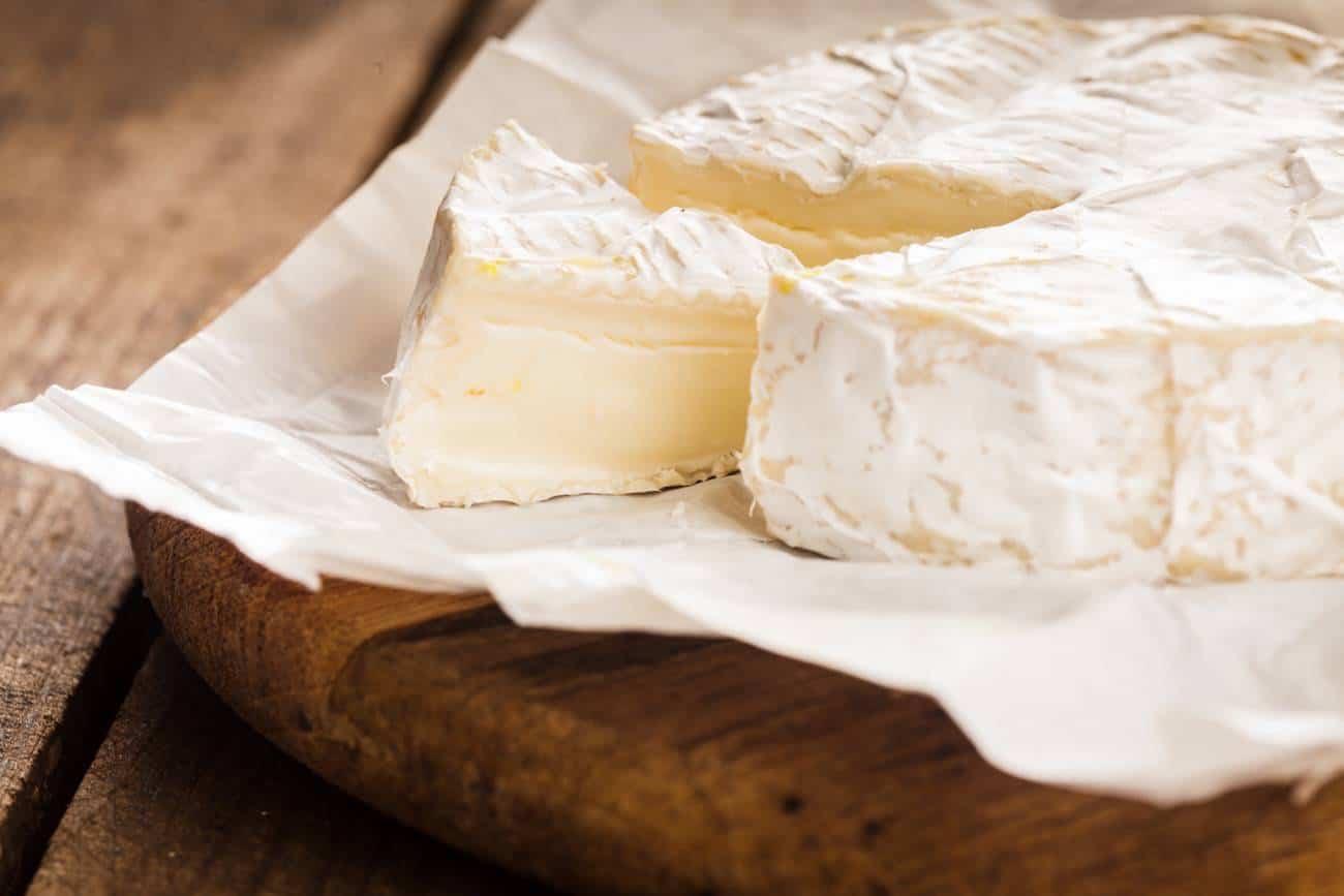 tapitas de queso brie