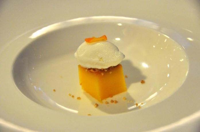 tocino de naranja