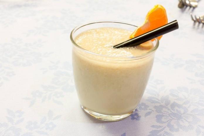 Sidra con naranja