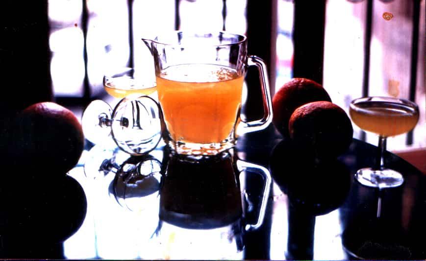 coctel agua de valencia