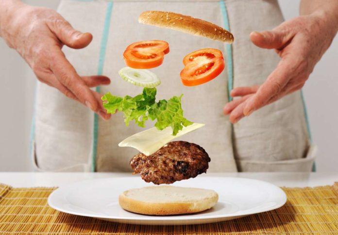 come hamburguesas cada dia