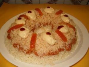 rosca de arroz