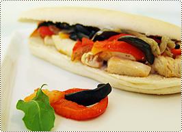 sandwich bahia