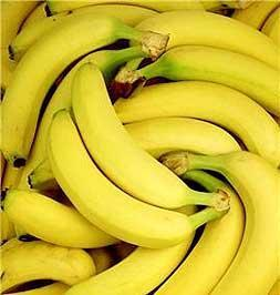 plátanos muy maduros