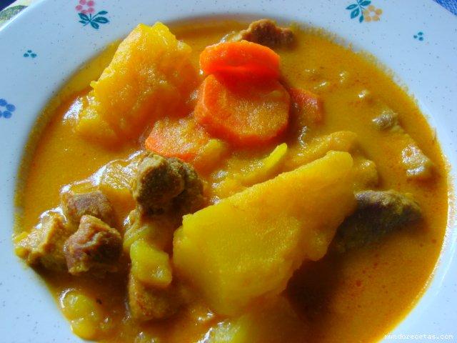 Patatas Con Costillas Solo Recetas El Blog De Las Recetas