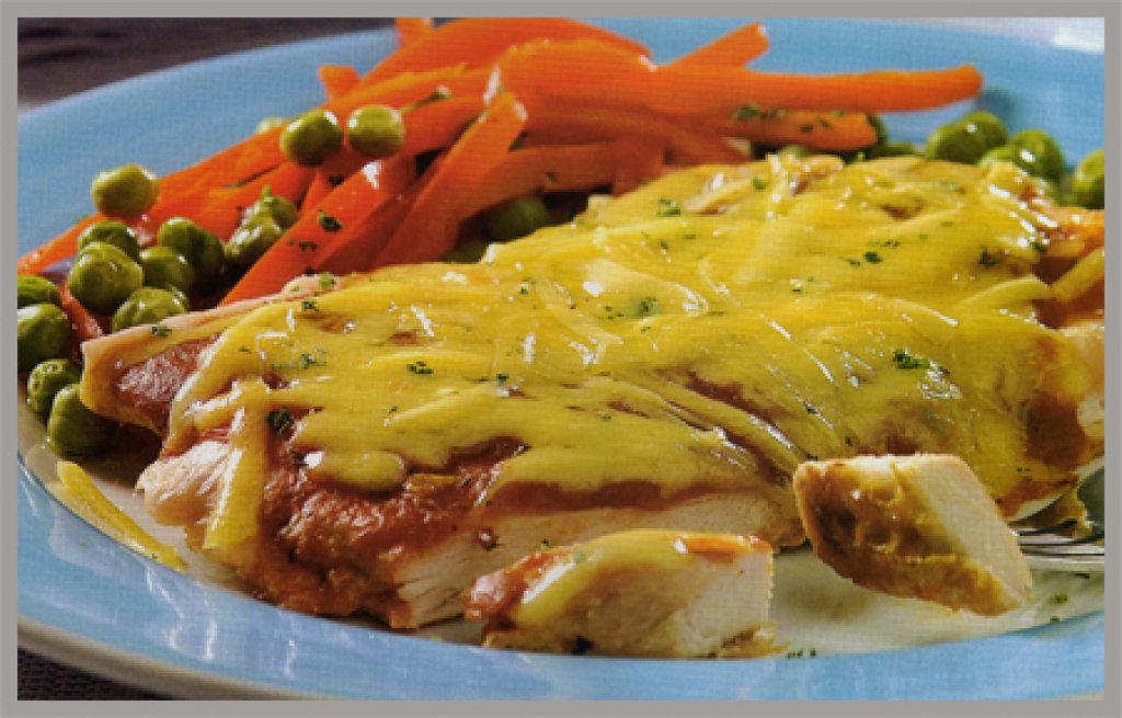 Pechugas al horno con salsa solo recetas el blog de las for Pechugas de pollo al horno con patatas