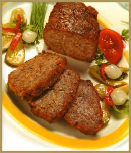 asado de carne picada