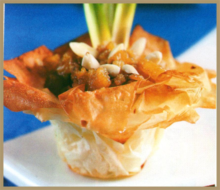 Canastas orientales solo recetas el blog de las recetas - Comodas orientales ...