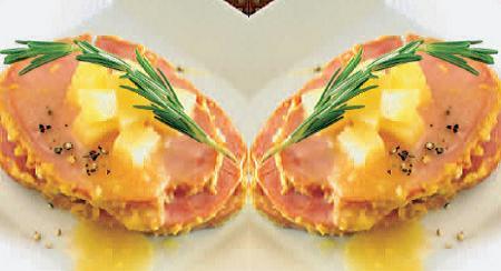 asado de cerdo con pina