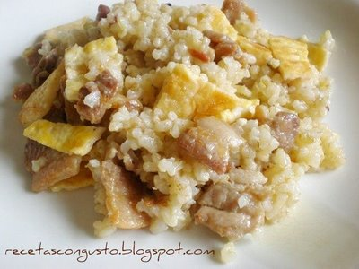 arroz-con-beicon