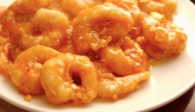 gambas-con-salsa-picante
