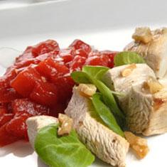pavo-con-mermelada-de-sandia