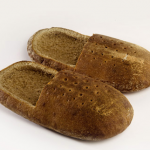Zapatillas de pan