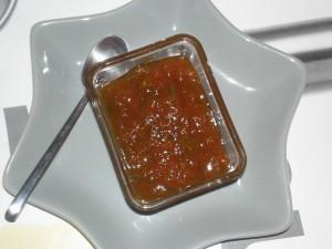 Mermelada de Calabaza