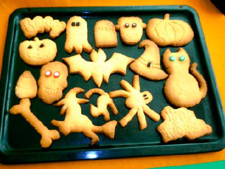 Galletas para Halloween Solo Recetas el blog de las recetas