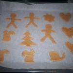 8 galletas de jengibre