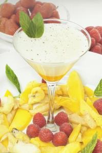 Frutas al Cava