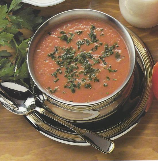 Salsa de tomate y Yogur