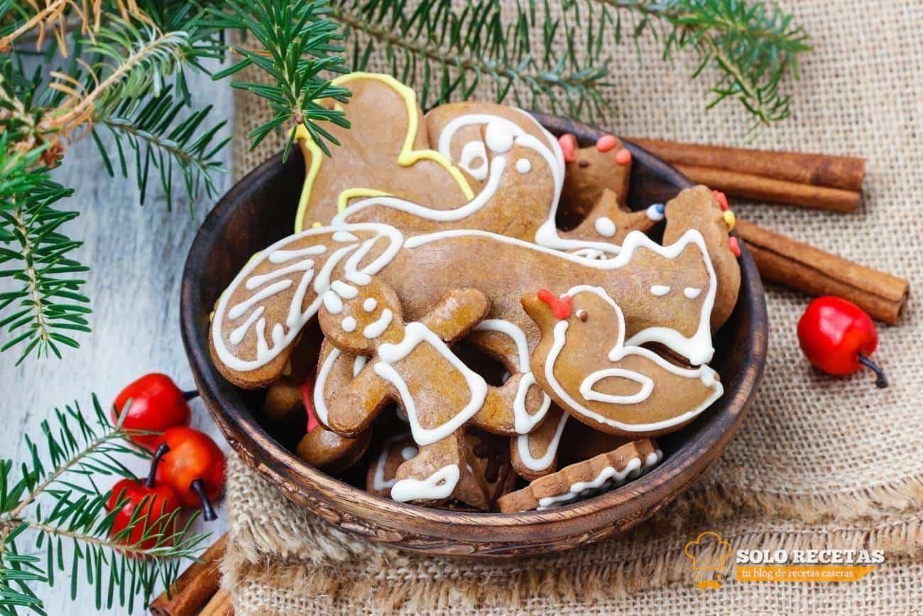 NAVIDAD - galletas de navidad de jengibre - dp