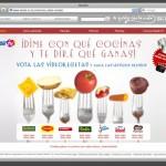 Primer concurso video-recetas Nestle