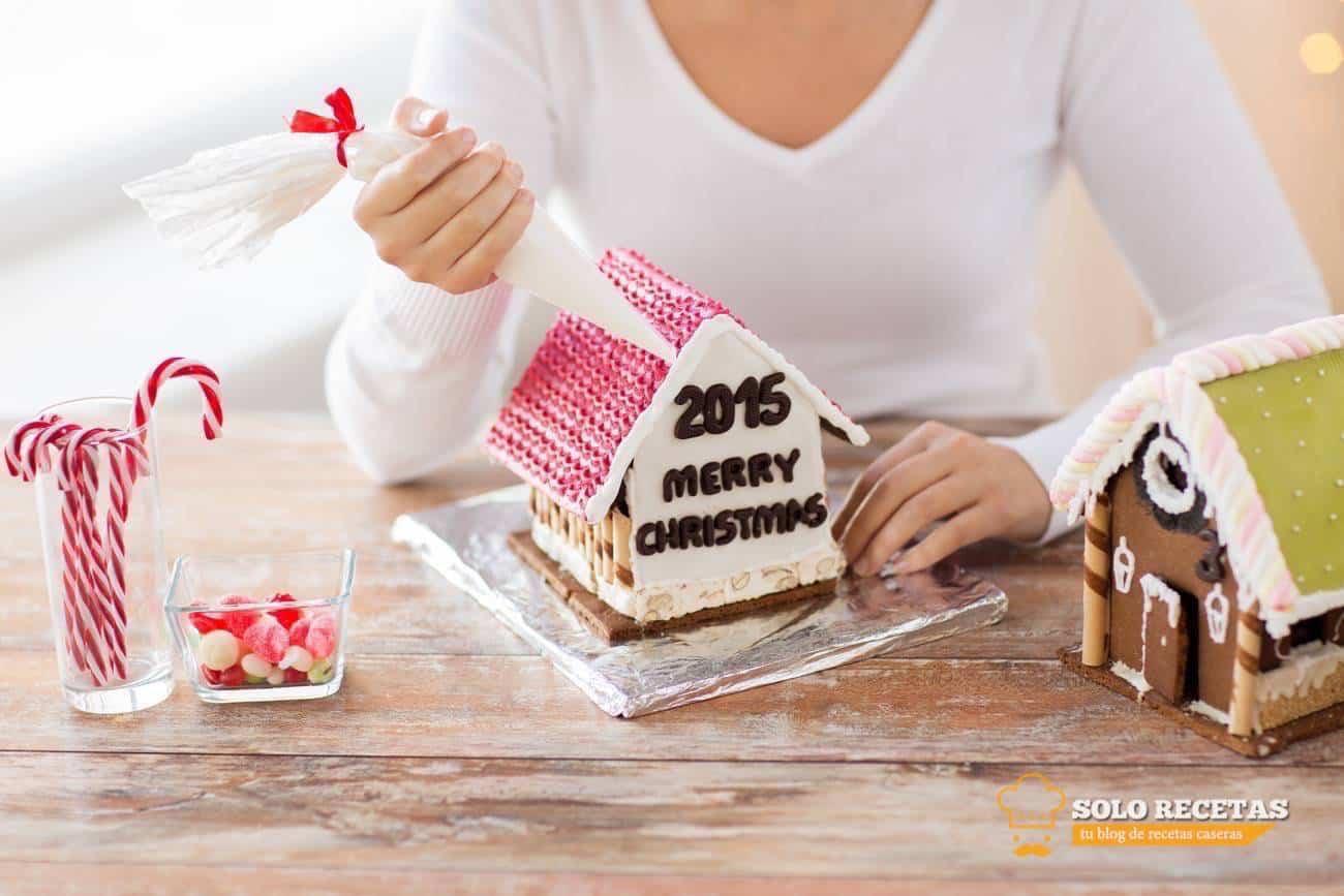 Receta de Navidad 2015 - casa de jenjibre