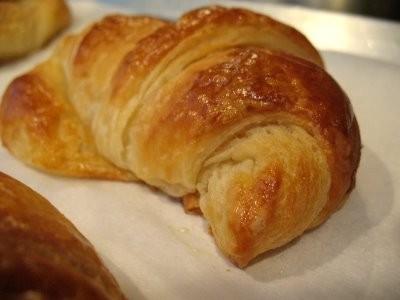 Croissant al horno