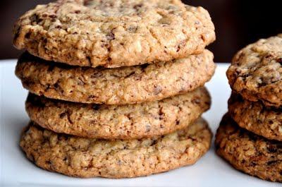 galletas de avena