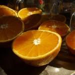 Naranja para zumo