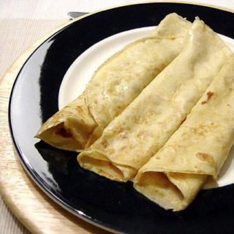 creps de maiz