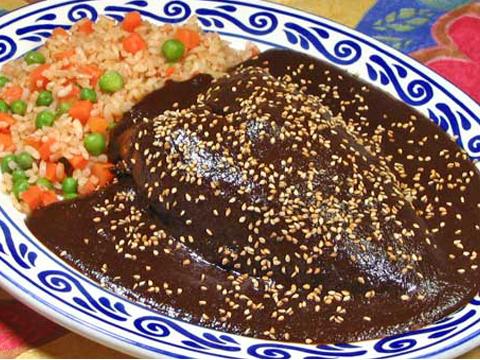 receta de mole