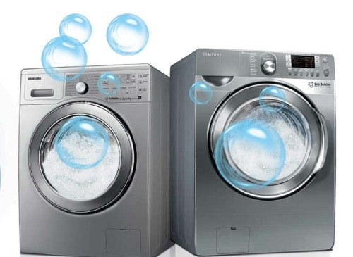 lavadora eco bubble samsung