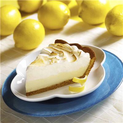 pie de limón