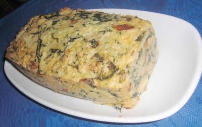 tarta de arroz
