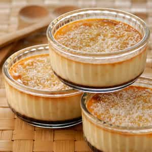 Receta de Pudding de Manzanas