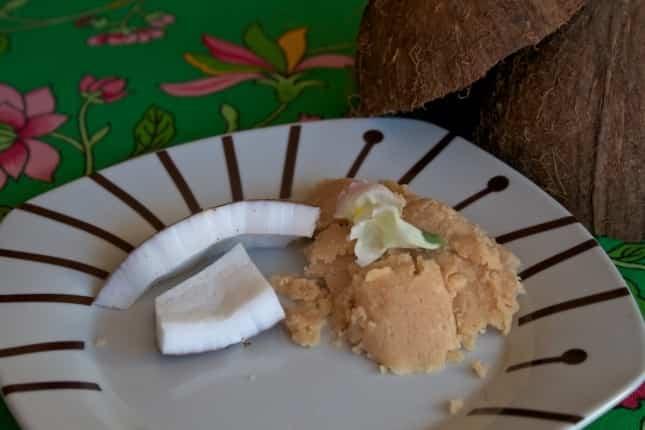 Receta de Toffe o dulce de caramelo casero