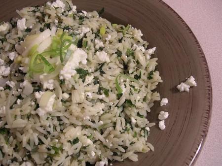 arroz griego