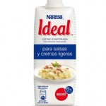 leche evaporada ideal nestle