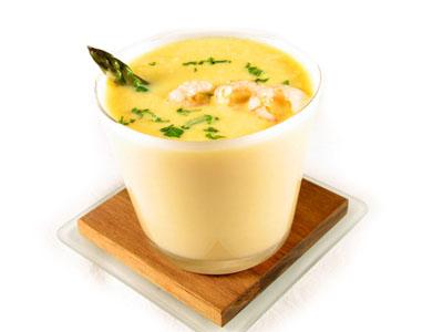 receta de sopa de maiz