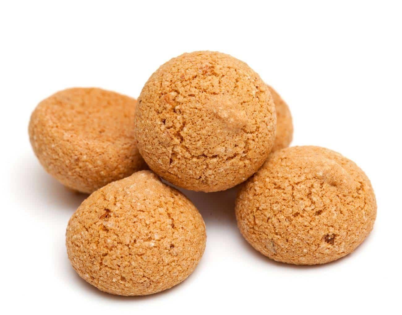 galletas de coco y vainilla