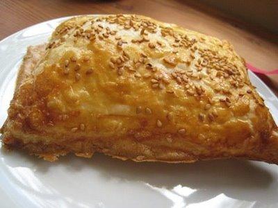 hojaldre de pollo