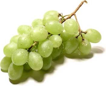 uvas verdes