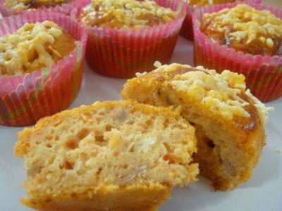 Muffins de atún para Semana Santa