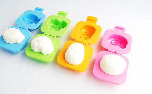 moldes para huevos cocidos