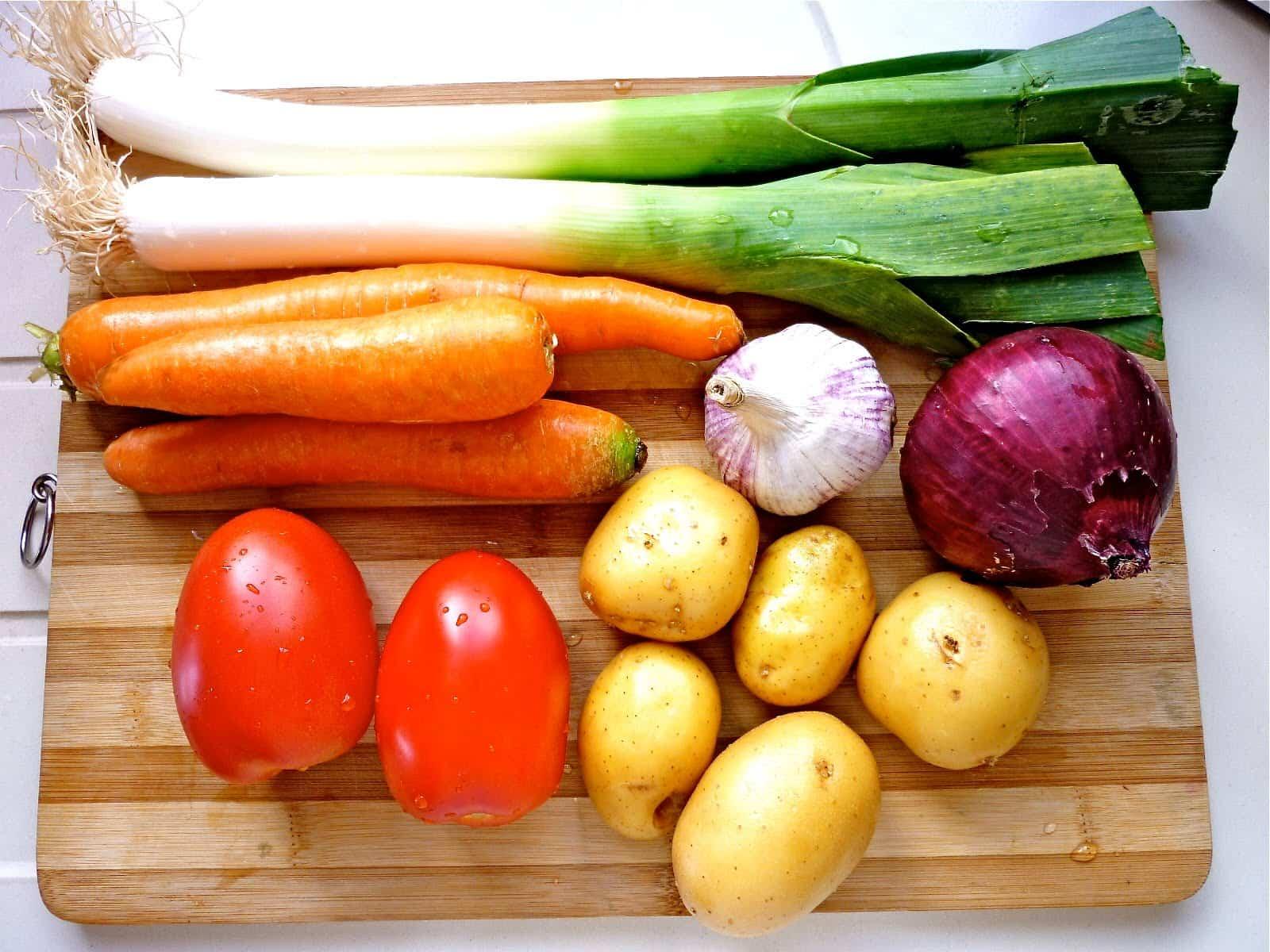 Consejos para cocinar las verduras solo recetas el blog for Como cocinar jabali arguinano