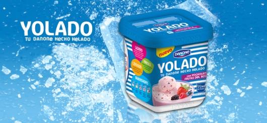 yolado como helado