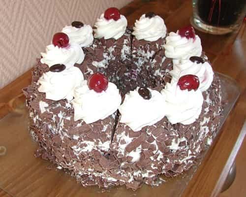 tarta de selva negra