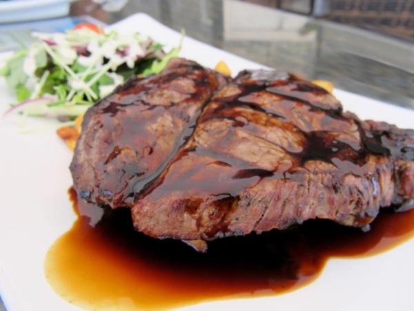 filete de carne de res