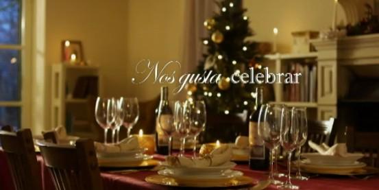 el corte ingles nos gusta la navidad