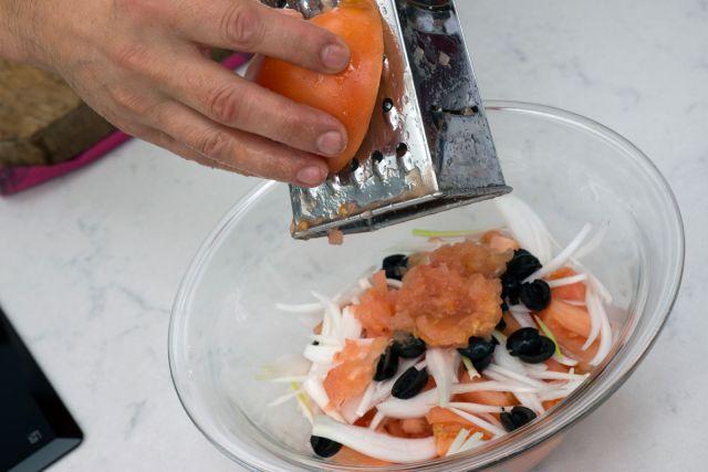 ensalada murciana receta